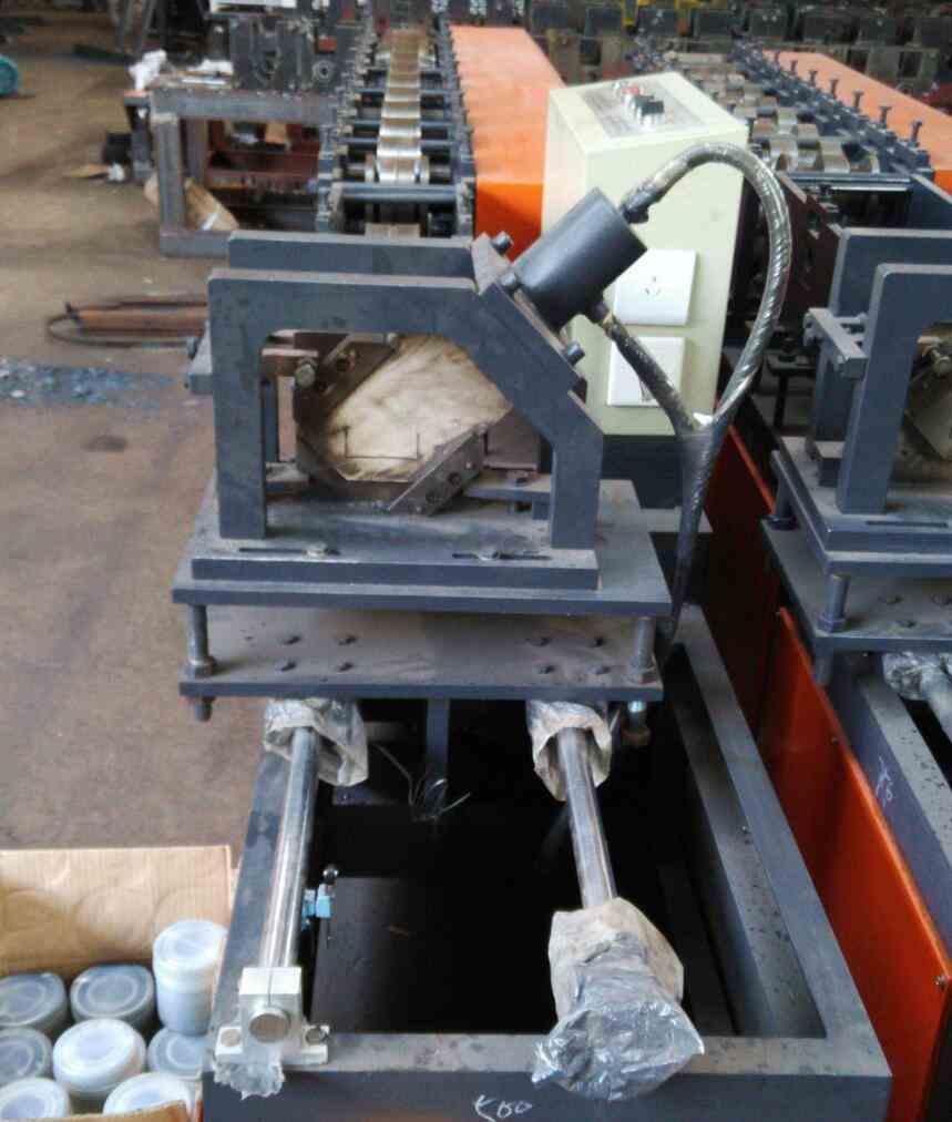 轻钢龙骨设备75竖骨成型机冷弯机