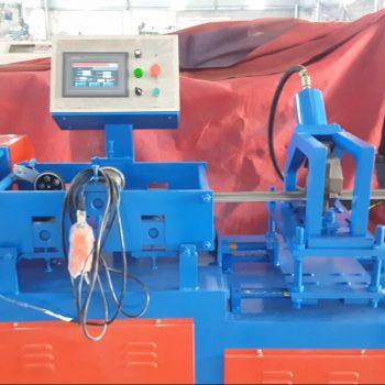 C型龙骨冷成型机,C型钢冷弯机生产视频