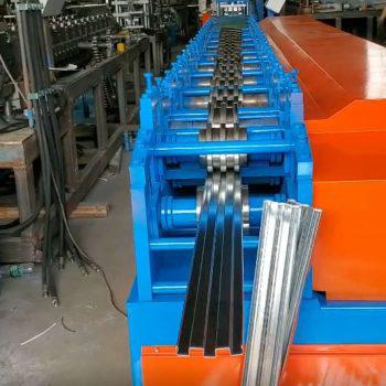 防割手包边叉车托盘卡板滚压成型机生产线