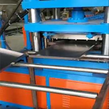 全自动消毒柜柜体滚压生产线